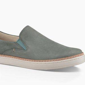 Ugg Adley Slip On Sneaker in Aloe Green *LIKE NEW*